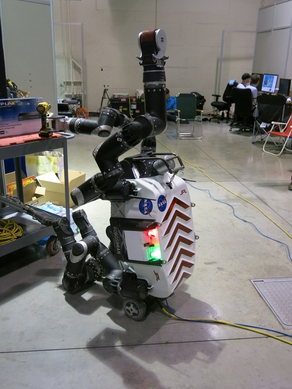 机器人RoboSimian 不要被Atlas吓到了,它可能还没你想像得那么厉害 AI资讯 第6张