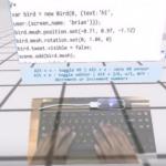 在 VR 下寫程式,AltspaceVR 開發者推出 RiftSketch 編輯器