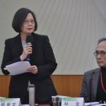 接掌新政府閣揆,林全要靠六大產業振興台灣經濟!