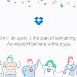 回應外界質疑,Dropbox 宣布用戶數達五億新高峰