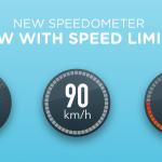 Waze 推出速限提醒功能,便利駕駛合法行駛