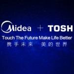美的集團斥資 537 億日圓,收購東芝家電業務八成股權