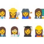 Google 團隊開發女性工作者 emoji,支持 emoji 女權運動