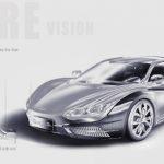 中國電動超跑「前途 K50」預計 2017 亮相,可媲美於 Tesla?