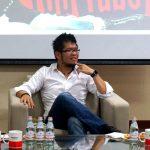 YouTube 創辦人陳士駿回台與創業家對談:矽谷優勢在於文化不是地點