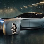自駕車中的王者 勞斯萊斯推 Rolls Royce Vision Next 100 概念車