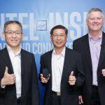 英特爾攜手中華電與勝捷光電,建立車聯網資訊平台