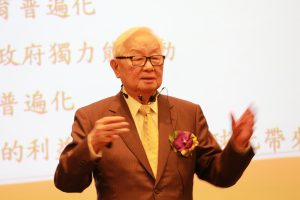 TSMC 董事長 張忠謀