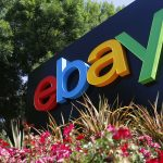 An eBay sign is seen at an office building in San Jose, California May 28, 2014. REUTERS/Beck Diefenbach (UNITED STATES - Tags: BUSINESS LOGO) - RTR3RAOE