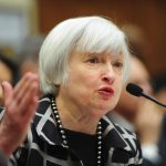 "圖片來源:《達志影像》 圖片取自路透社 Federal Reserve Chair Janet Yellen testifies before a House Financial Services Committee hearing on ""Monetary Policy and the State of the Economy."" at the Rayburn House Office Building in Washington, February 11, 2014. Yellen, fresh from taking the helm of the Federal Reserve, made it clear on Tuesday she would not make any abrupt changes to U.S. monetary policy, saying the central bank was on track to keep reducing its stimulus even though the labor market recovery was far from complete. REUTERS/Mary F. Calvert (UNITED STATES - Tags: BUSINESS POLITICS) - RTX18N0N"