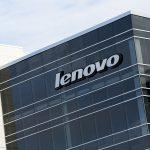 下載自美聯社 A logo sign outside of a facility occupied by the Lenovo Group in Morrisville, North Carolina on November 29, 2015. Photo by Kristoffer Tripplaar *** Please Use Credit from Credit Field ***