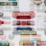 下載自路透 A zoomed image of a computer monitor shows a website selling button clipart for online shops in Vienna November 27, 2013. For consumers, one of the great things about shopping online is bypassing the queue to check out. For producers of the candy, magazines and drinks often sold there, it's a problem. REUTERS/Heinz-Peter Bader  (AUSTRIA - Tags: SOCIETY BUSINESS) - RTX15URU