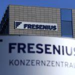 下載自路透 General view of Fresenius SE logo on the company's headquarters in Bad Homburg near Frankfurt February 25, 2015.     REUTERS/Ralph Orlowski (GERMANY  - Tags: BUSINESS CITYSCAPE BUSINESS LOGO)   - RTR4R2TM