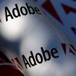 下載自路透 Adobe company logos are seen in this picture illustration taken in Vienna July 9, 2013. Picture taken July 9, 2013.     REUTERS/Leonhard Foeger/File Photo               GLOBAL BUSINESS WEEK AHEAD PACKAGE       SEARCH BUSINESS WEEK AHEAD JUNE 20 FOR ALL IMAGES - RTX2H3E5