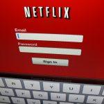 下載自路透 The Netflix sign on is shown on an iPad in Encinitas, California, April 19,2013. REUTERS/Mike Blake/File Photo        GLOBAL BUSINESS WEEK AHEAD PACKAGE    SEARCH BUSINESS WEEK AHEAD 17 OCT FOR ALL IMAGES - RTX2P3F7