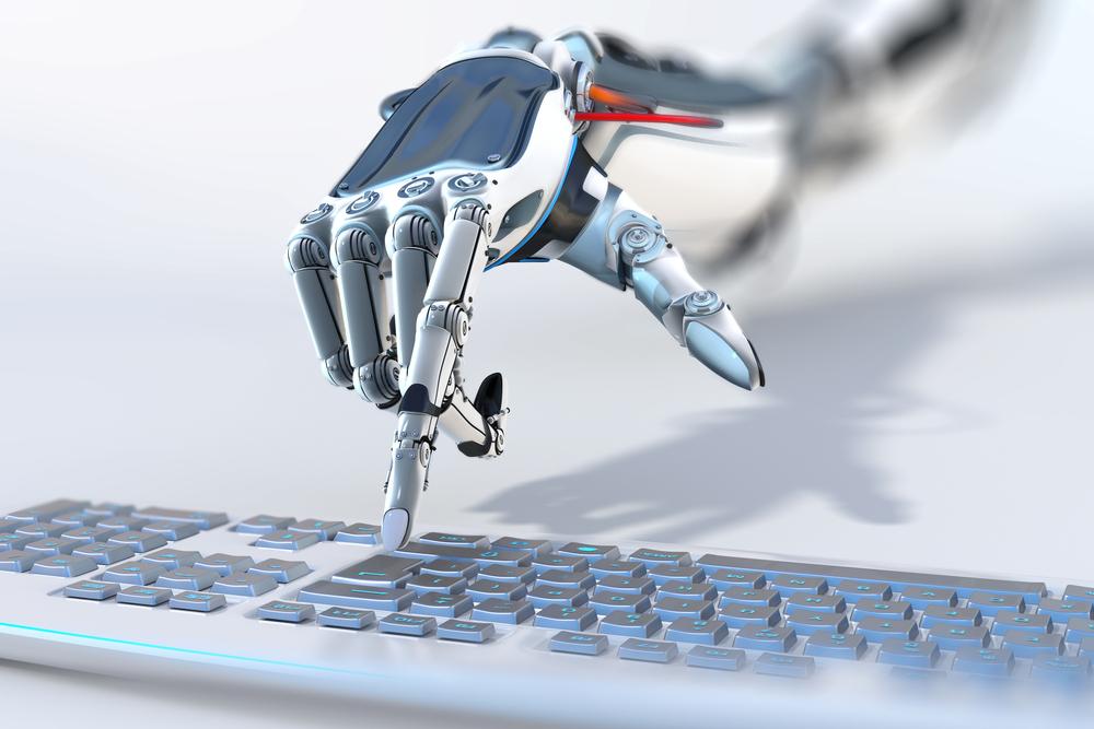 人工智慧機器人幫忙寫新聞,報導又快又正確