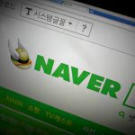下載自路透 The Naver homepage is seen on a screen in Singapore October 28, 2015. South Korea's top web search operator Naver Corp said on Thursday its third-quarter profit rose 5.6 percent from a year earlier, in line with expectations. Picture taken October 28, 2015. REUTERS/Thomas White - RTX1TQU6