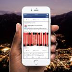 Facebook 新推出 Live Audio,不想上鏡頭、網路不穩就用語音直播