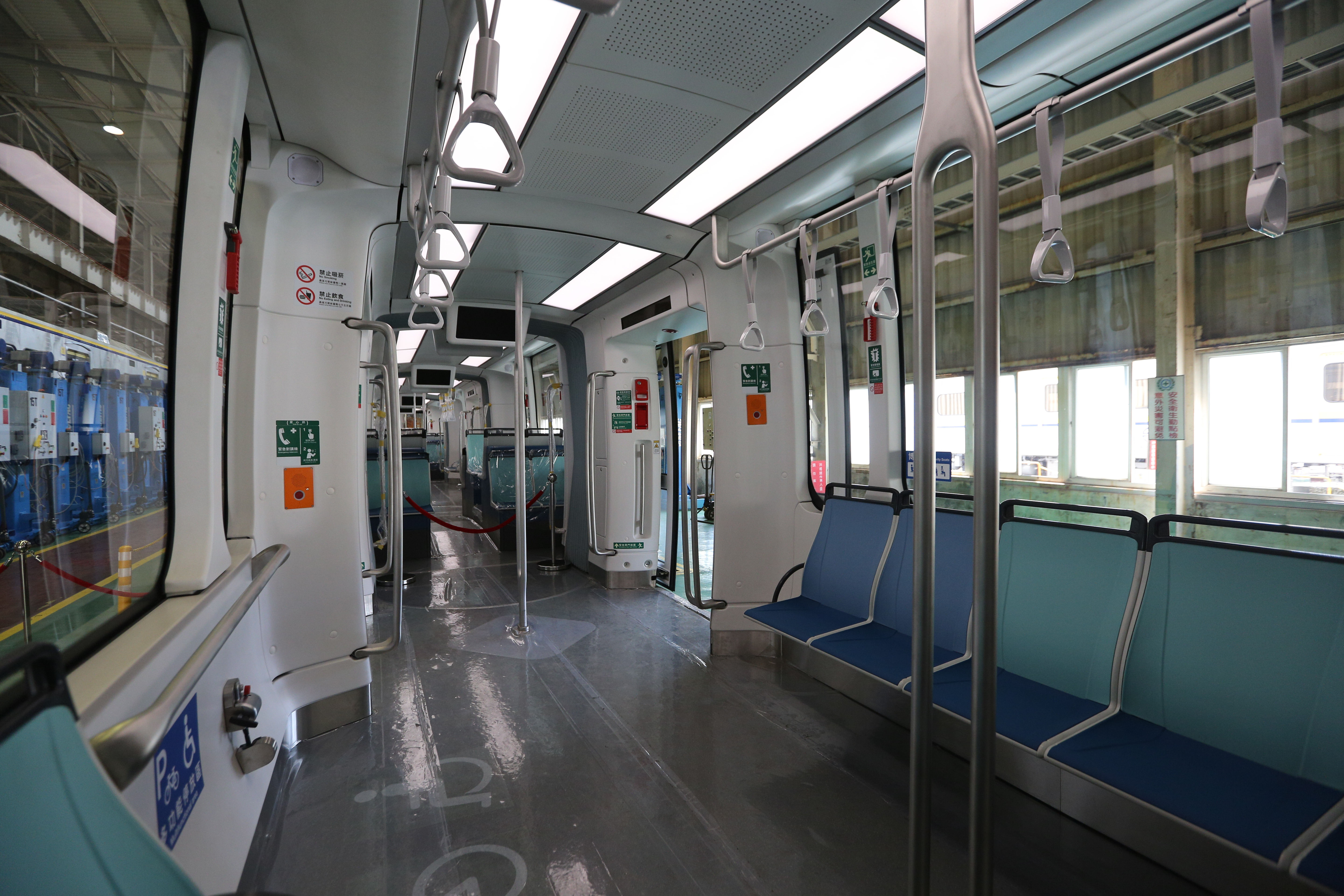 Danhai Light Rail 4