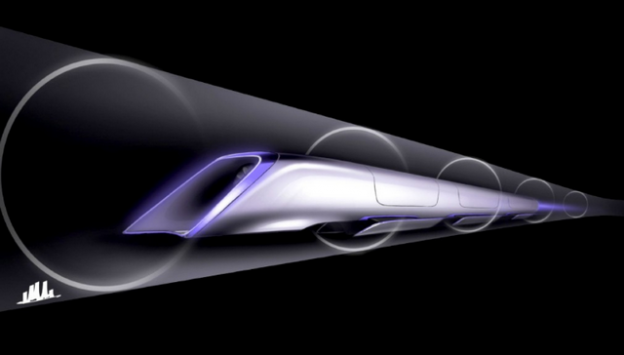 Photo Credit: Hyperloop-Alpha, Tesla