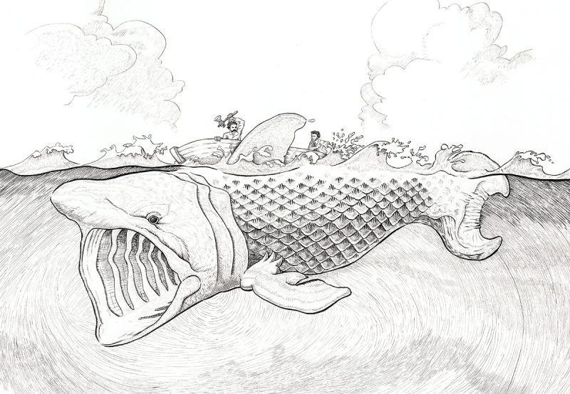 膽小者慎入!俄羅斯漁夫公開罕見奇異深海生物