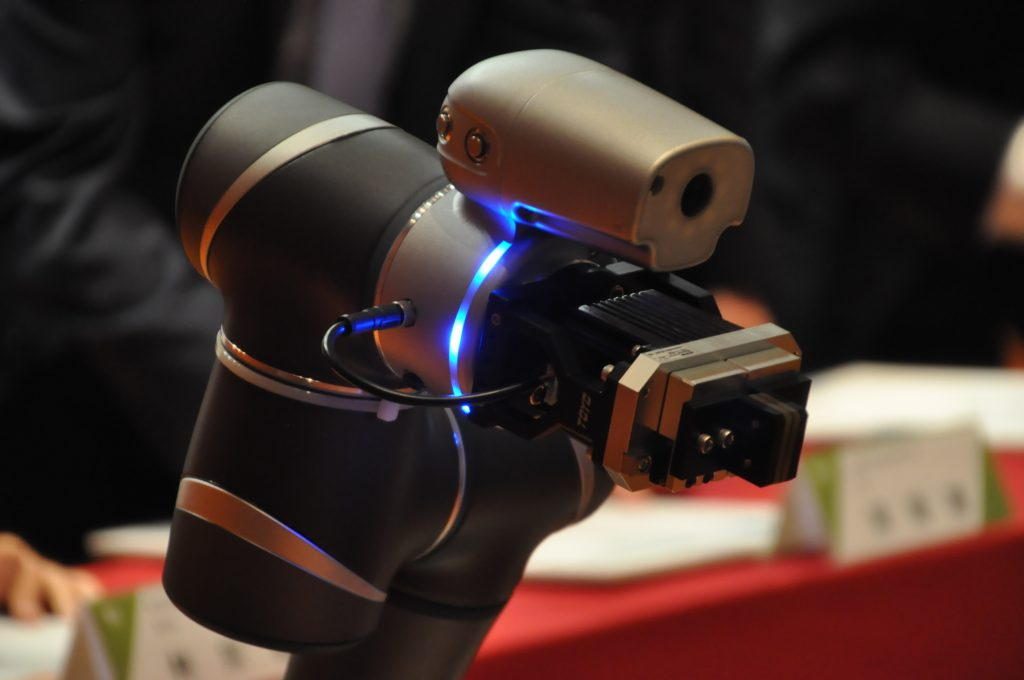 達明機器人