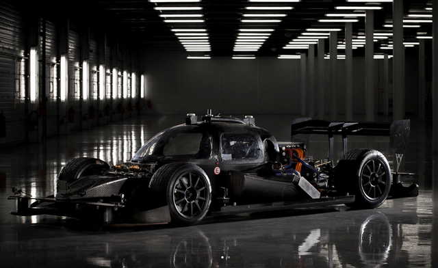 Photo Credit: Roborace