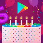 Google Play 5 歲了,回顧一下它的前世今生