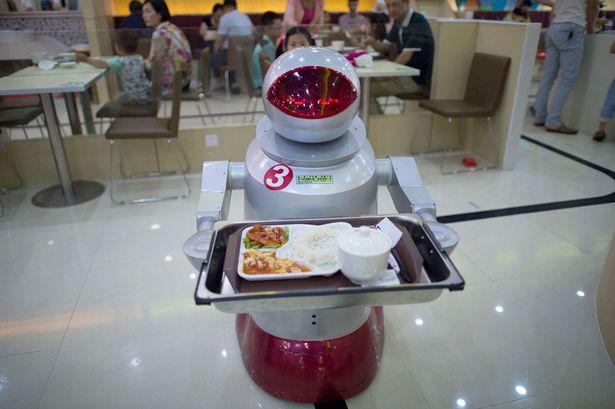 機器人將改變我們的工作形態,但並非所有人都能適應