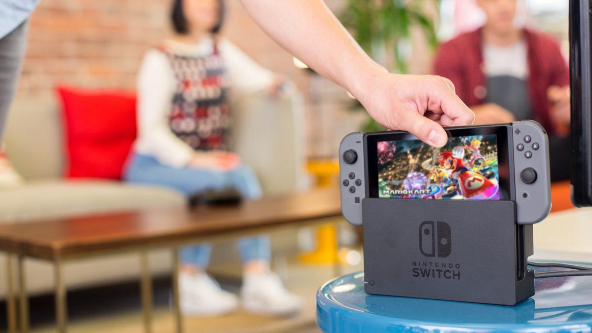 Switch 2018 年出貨衝 2 千萬台,供應商股價漲