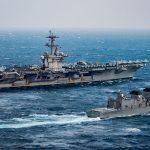 美航母駛向朝鮮半島水域 一觸即發的狀況恐將嚴重衝擊 DRAM 產業