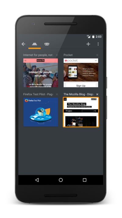 Mozilla「量子專案」首波成果發表──最新版 Firefox 釋出供下載