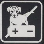 歧視狗狗?電池上打叉狗警告圖示背後的含意