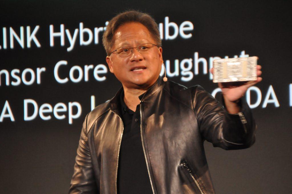 NVIDIA 提出 ODM 夥伴合作計畫,鴻海、英業達、廣達、緯創入列