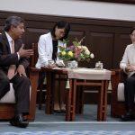 美光新任執行長訪台,會見蔡總統並承諾對台長期投資