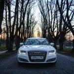 NVIDIA 攜手 Audi 推出具自動駕駛的新 A8 車系