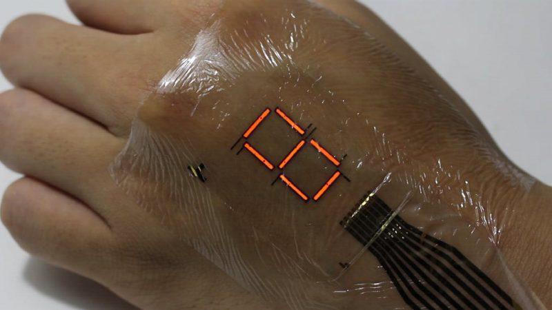 變成人類的第 2 層皮膚,可能才是穿戴裝置的未來