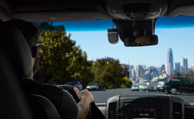 軟銀挺 AI 新創 Nauto,美國國會跨出自駕車立法第一步