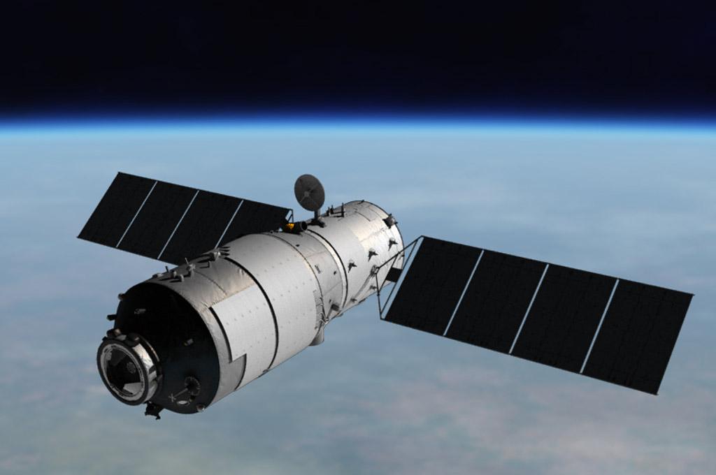 天宮一號撞地球,中專家:將落指定海域 - 華安 - ceo.lin的博客