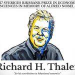 2017 年諾貝爾經濟學獎揭曉,行為經濟學出線