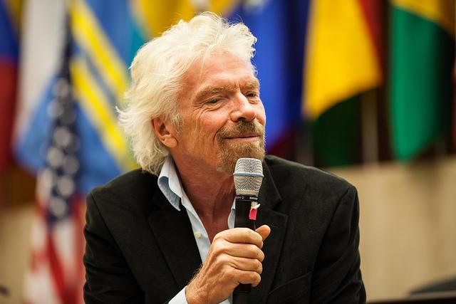 從不為了賺錢去做事,維珍創辦人:創造你自豪的東西,財富就會成為副產品