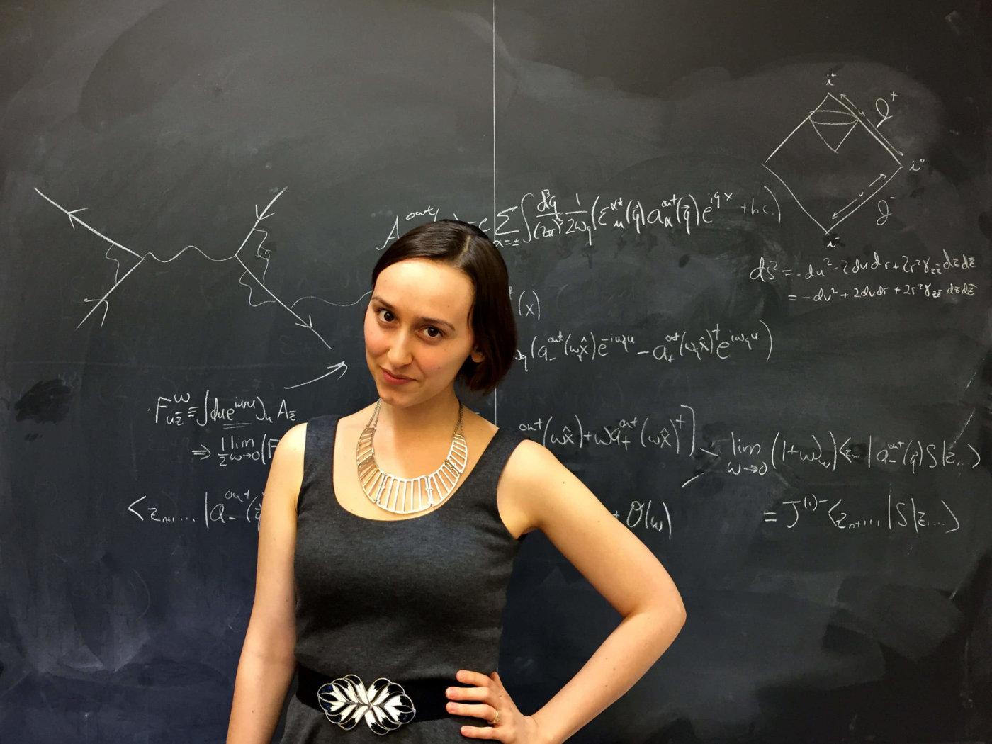 14 歲自造飛機被視為下個愛因斯坦──物理少女帕斯特斯基