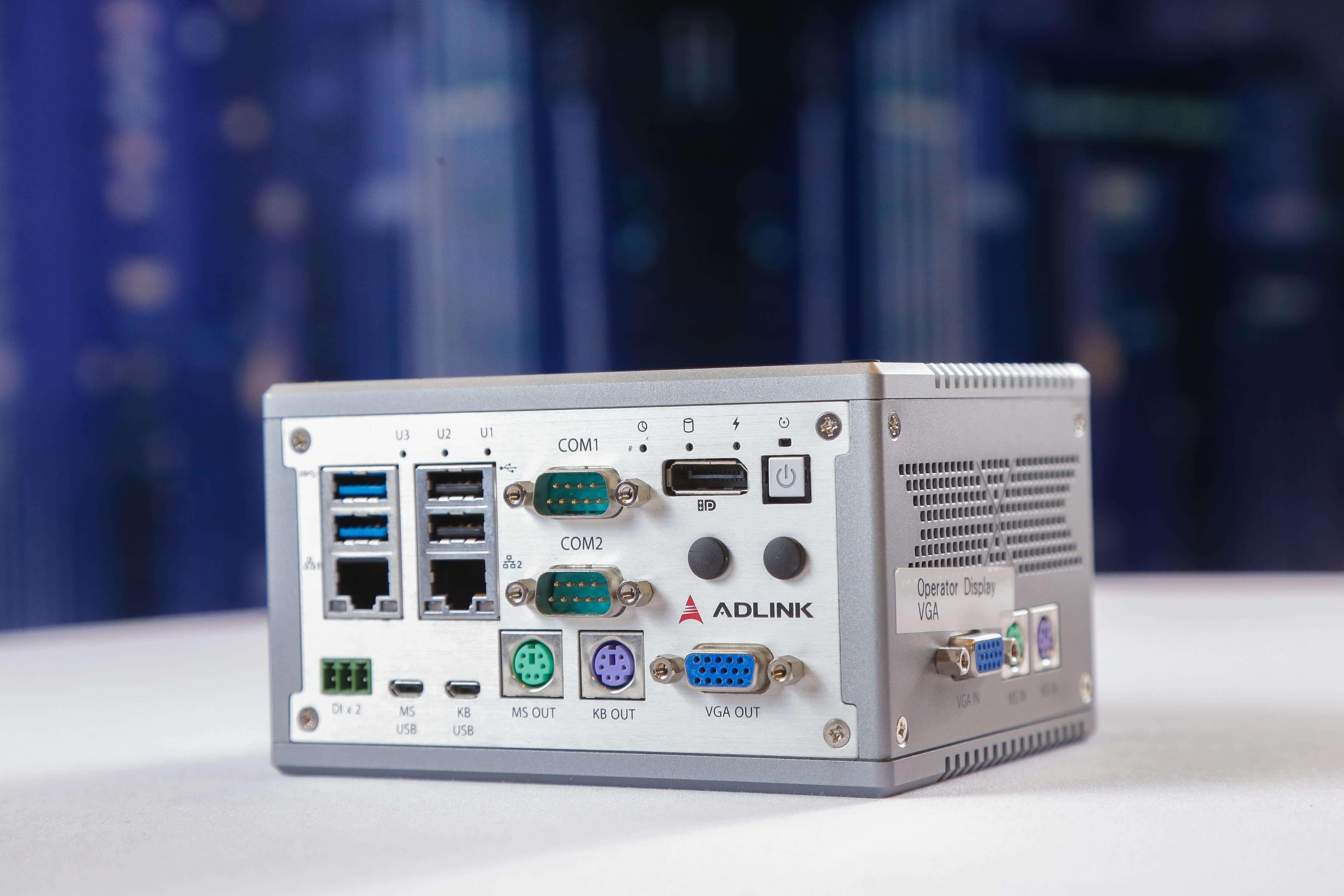 工業物聯網第一步,先為工廠老機器聯網!英特爾、凌華、微軟合作推完整工業物聯網解決方案
