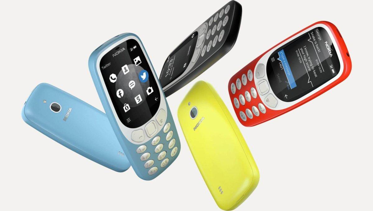 毀天滅地的神機再現,Nokia 3310 3G 版在台開賣