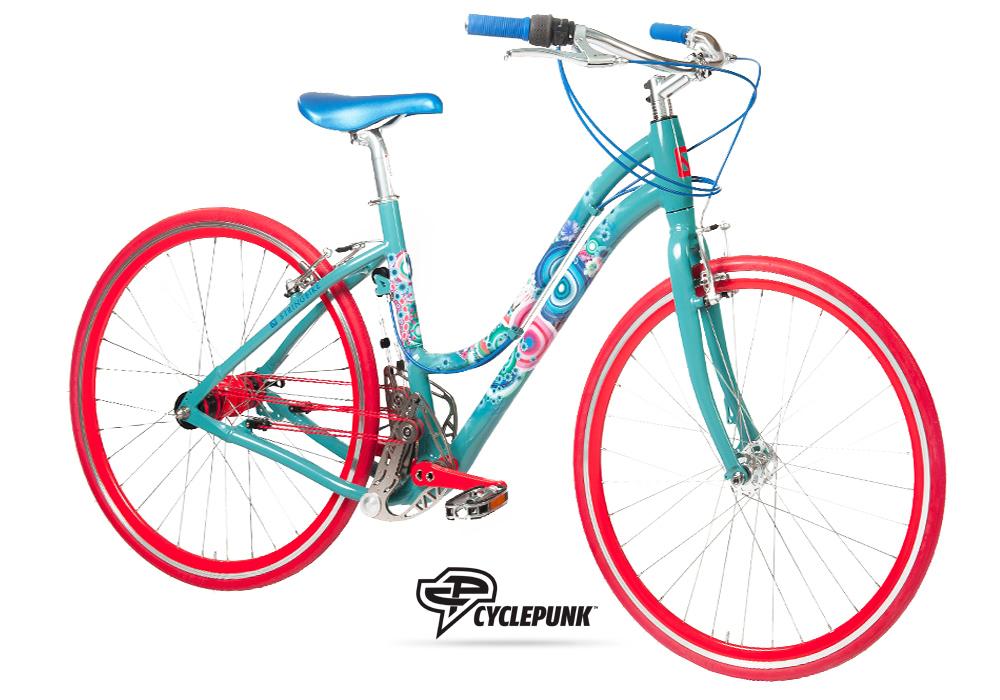 Stringbike 決定改造自行車鏈條,保證雙手不會弄髒