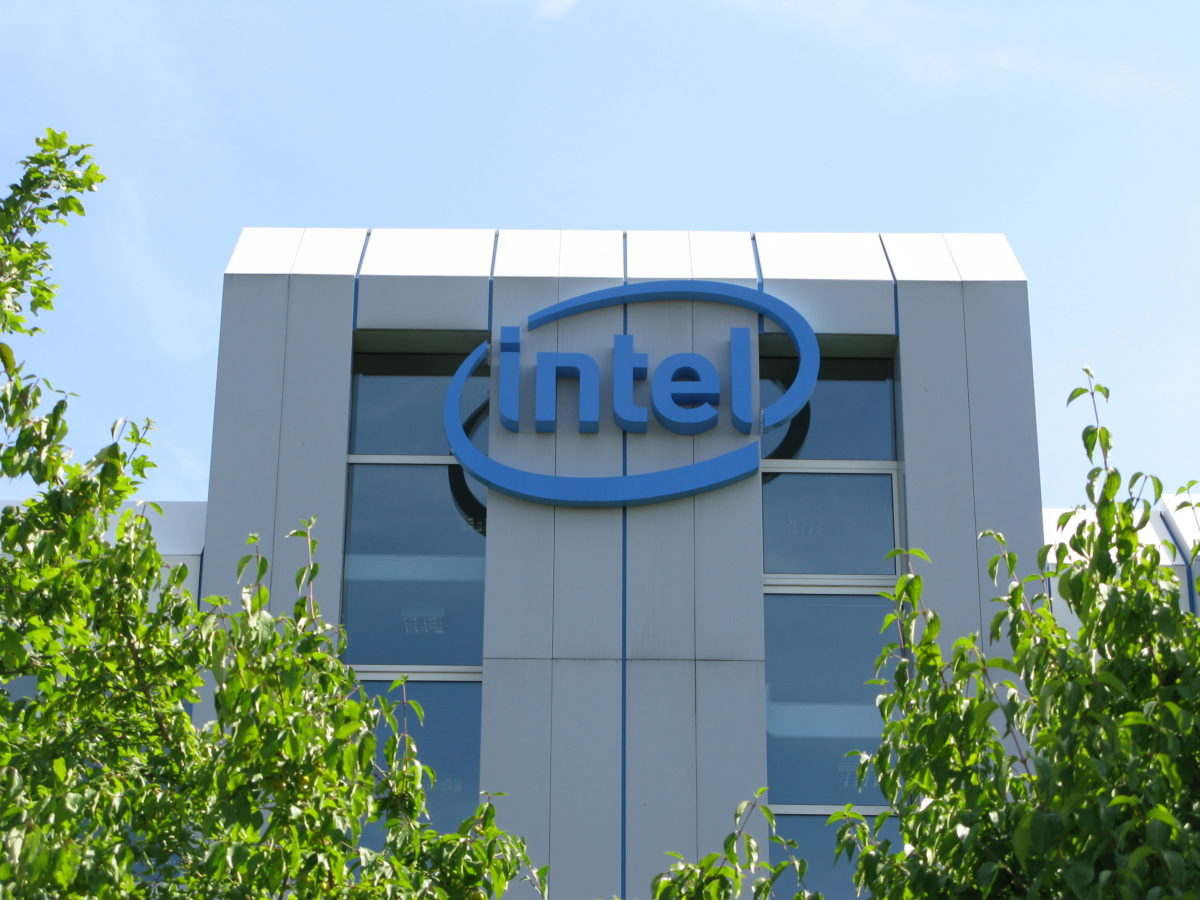 worlds largest intel building - HD 1024×768