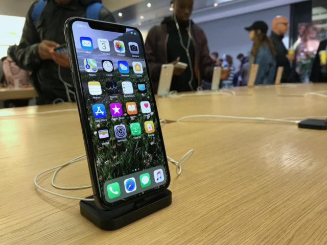 測試顯示 iPhone X「防烙印」功能非常出色
