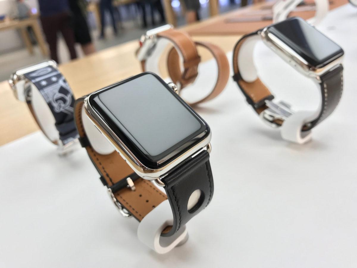 可穿戴裝置不好賣,但 Apple Watch 依舊一枝獨秀