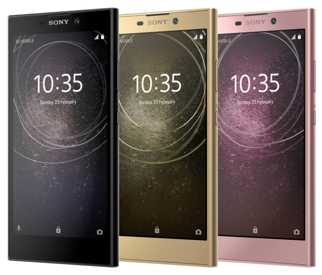 傳 Sony 將在 CES 2018 推出 Xperia XA2、XA2 Ultra、L2 三款新機