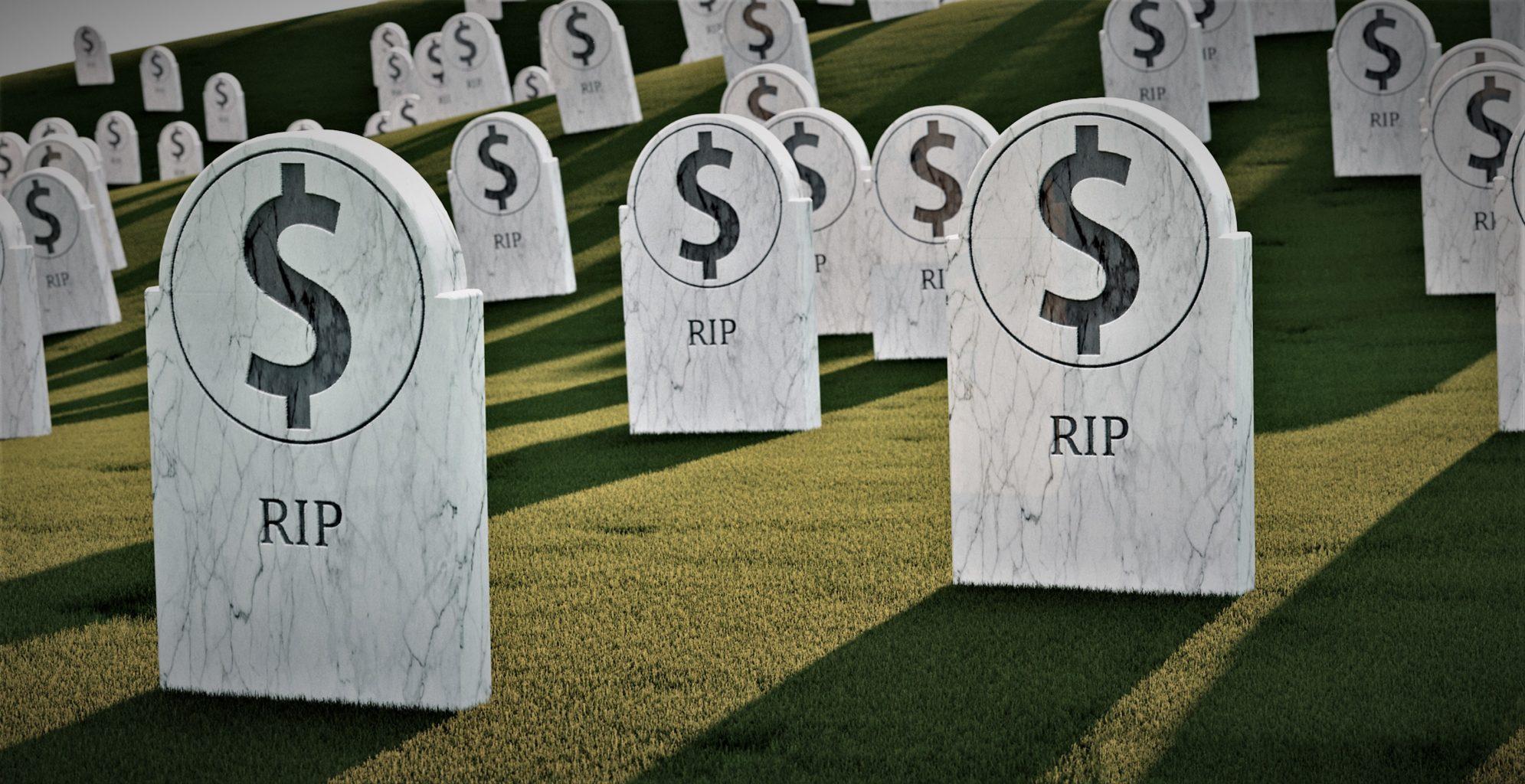 美元已死?為何跌勢無視基本面